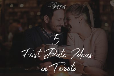 High-end dating service toronto